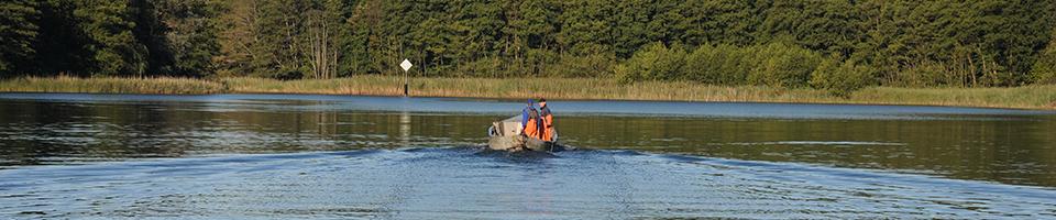 Wer wir sind - Peenefischer - Fischerei Salem